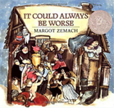 By Margot Zemach   Preschool to3rd grade