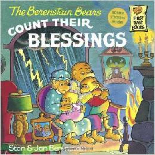 By Stan Berenstain   Preschool to 2nd Grade