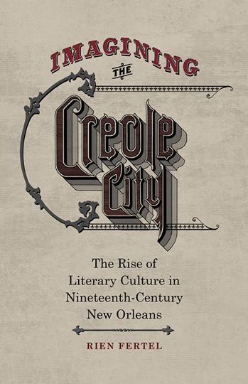 Imagining the Creole City cover
