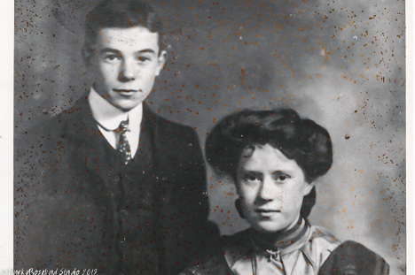 My grandmother was only 16 when my father was born