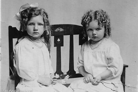26th May 1917 ( Mary's 3rd birthday)