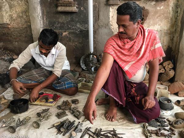 Back Garden Brass Foundry in Thanjavur