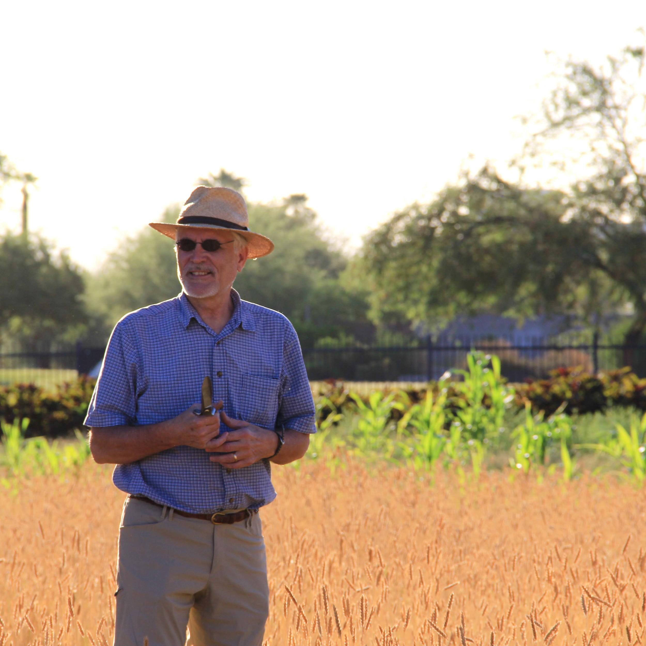 Jeff is outstanding in his field.