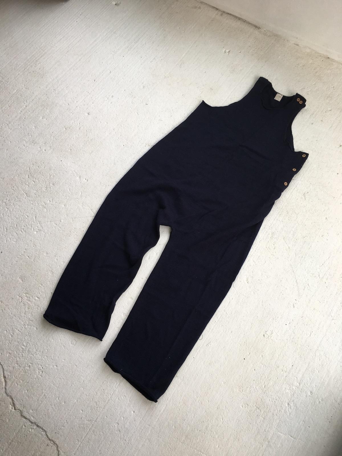 knit jumpsuit