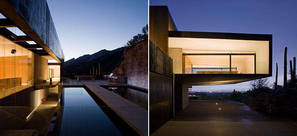 by Rick Joy Architects via Ventana Canyon House