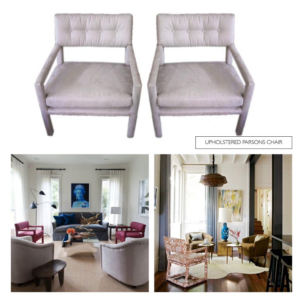 via  1stdibs , via  Mackenzie Pages  blog design by Sally Wheat Interiors, via  Charleston Magazine  home of Carolyn Evans