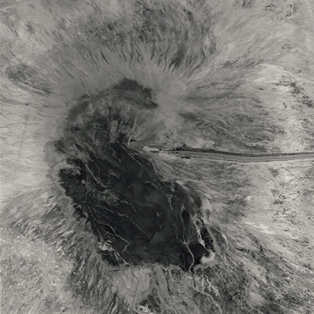 David Maisel,  Black Maps (Clifton, AZ 2)