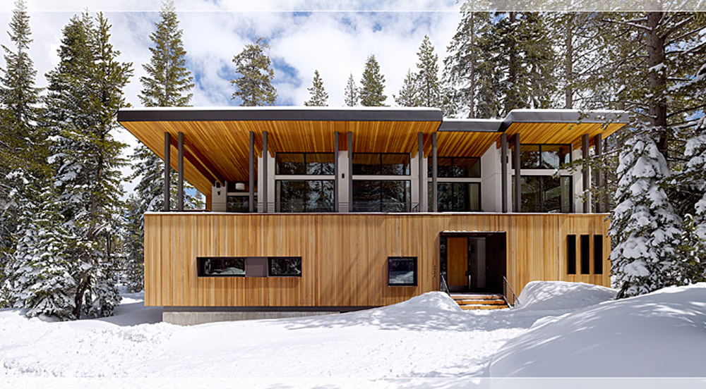 sugar bowl house  by  John Maniscalco Architecture