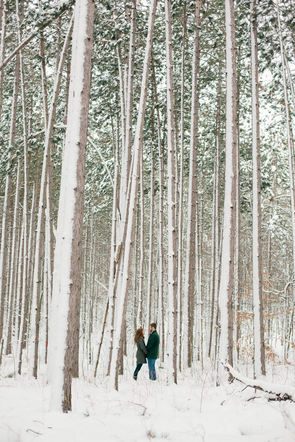 engagement photo by Cory Weber of  Weber Photography