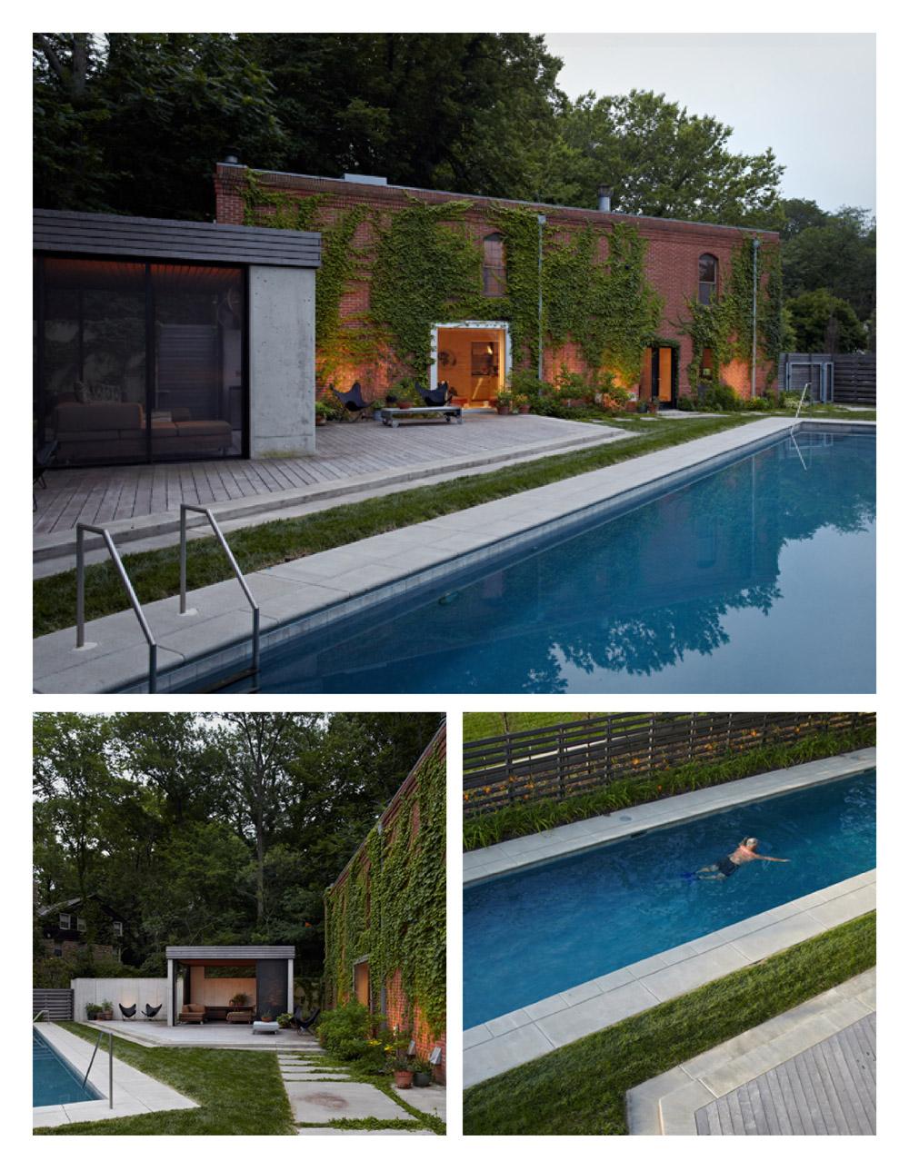 Aron/Levin Pool  by El Dorado