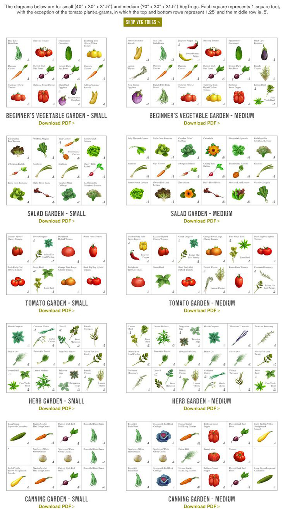 plant-a-grams  by Agrarian for Williams-Sonoma