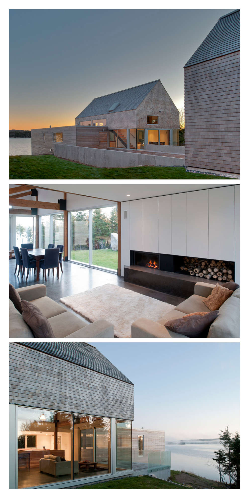 Lancaster  by  MacKay-Lyons Sweetapple Architects