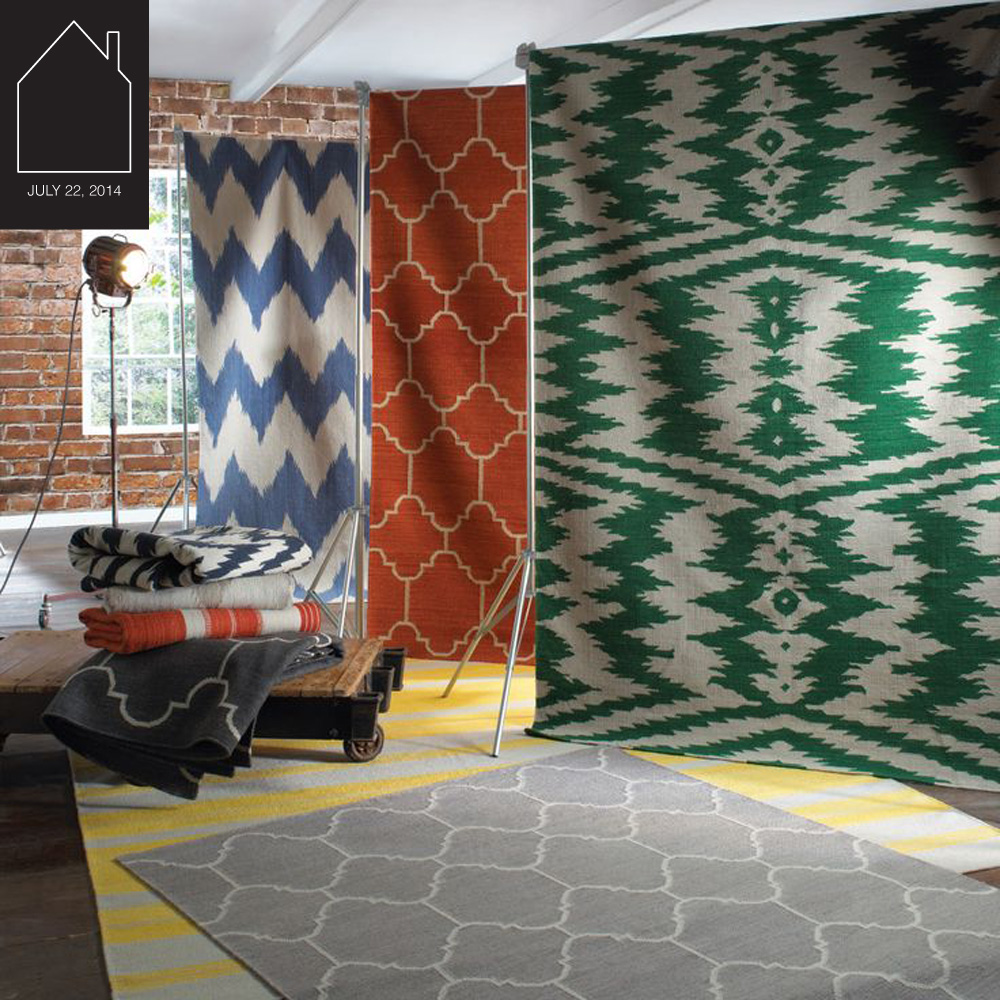 rugs by Genevieve Gorder for  Capel Rugs