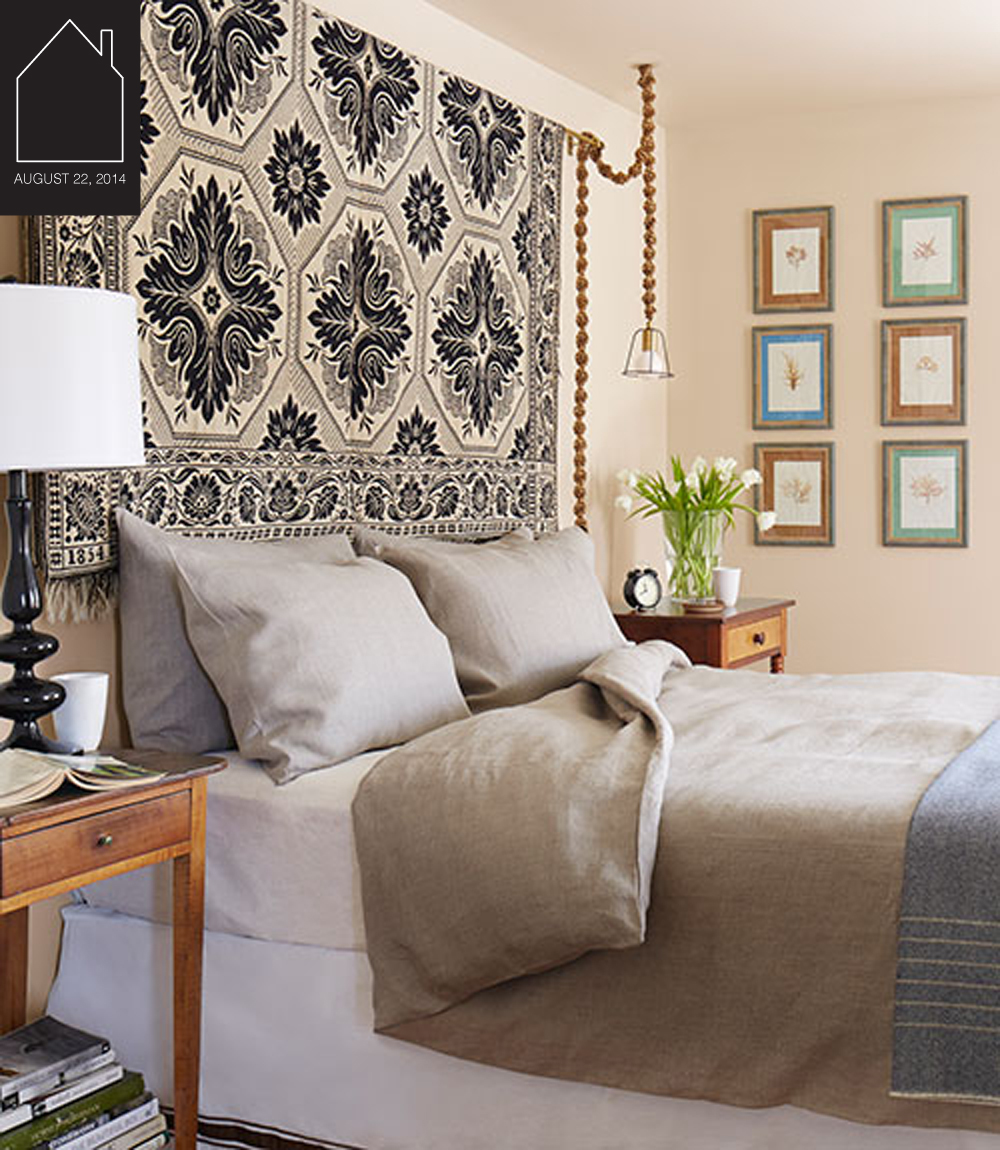 home of Sawyer Smith and Alex Chang owners of  Smith & Chang General Goods  via  Country Living