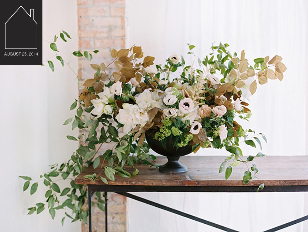 flowers by  Sarah Winward  via  Snippet & Ink