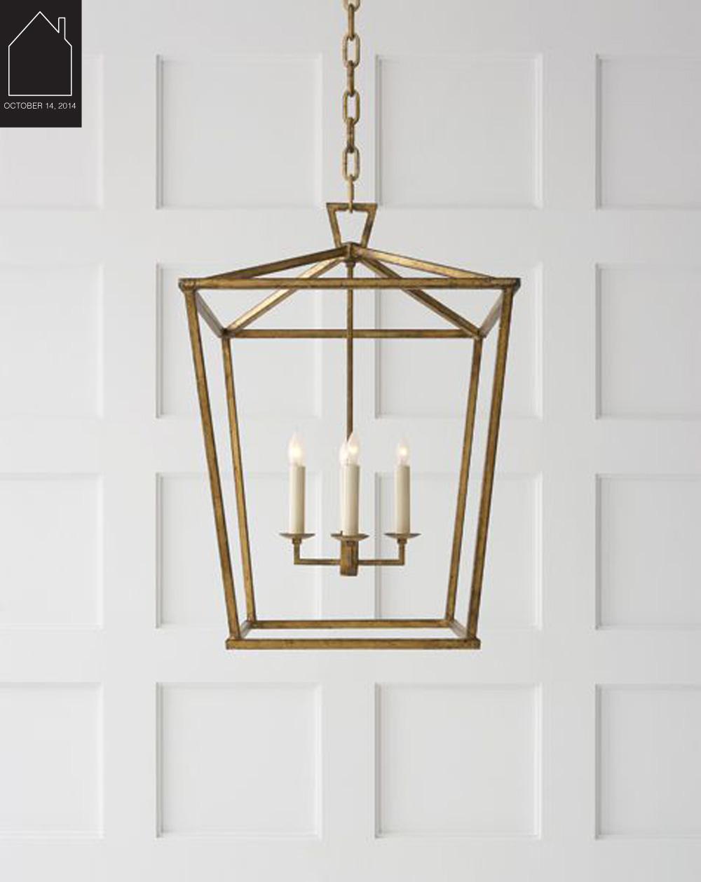 darlana lantern  by  Circa Lighting