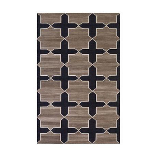 Madeline Weinrib  Westley Cotton Carpet  via  Chairish