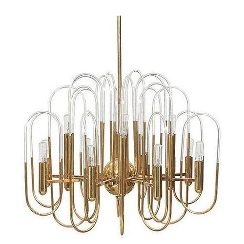Gaetano Sciolari chandelier via  Chairish
