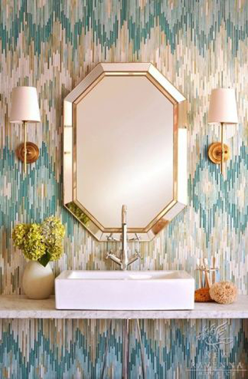 Bryant Sconce  via  Circa Lighting Blog