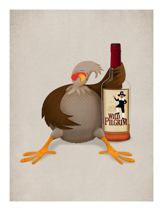 November: Turkey and Whiskey by  Daykamp
