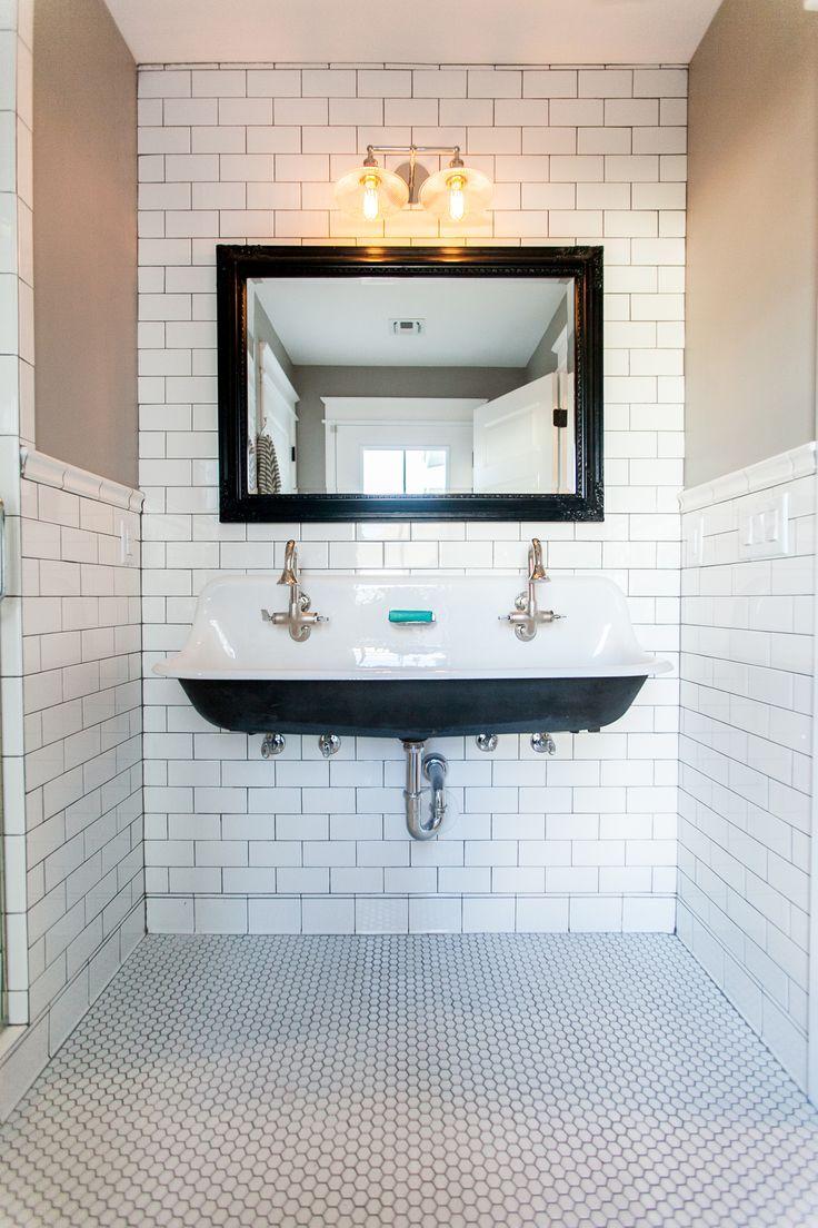 Brockway sink design by  Rafterhouse