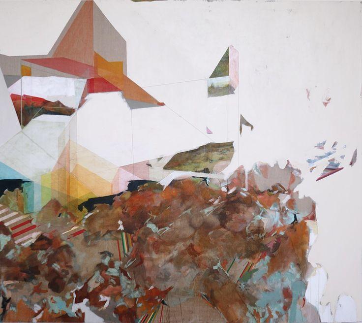 andy curlowe -  centralia II  - 2014