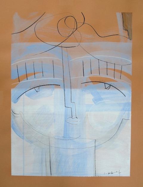Sally King Benedict -  Bondi Face