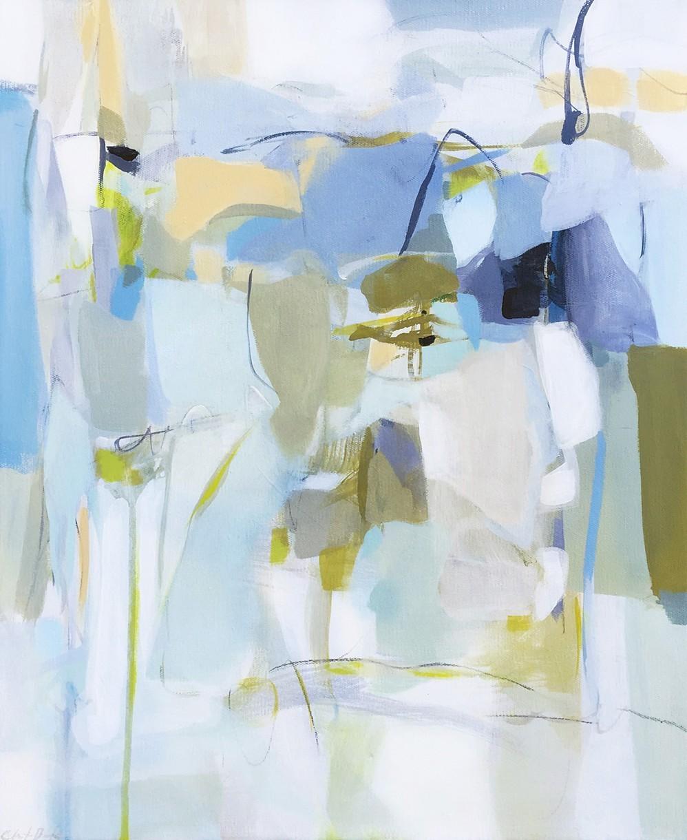 "Christina Baker -  Alexander  - Acrylic on Canvas - 16"" x 20"" - 2015"