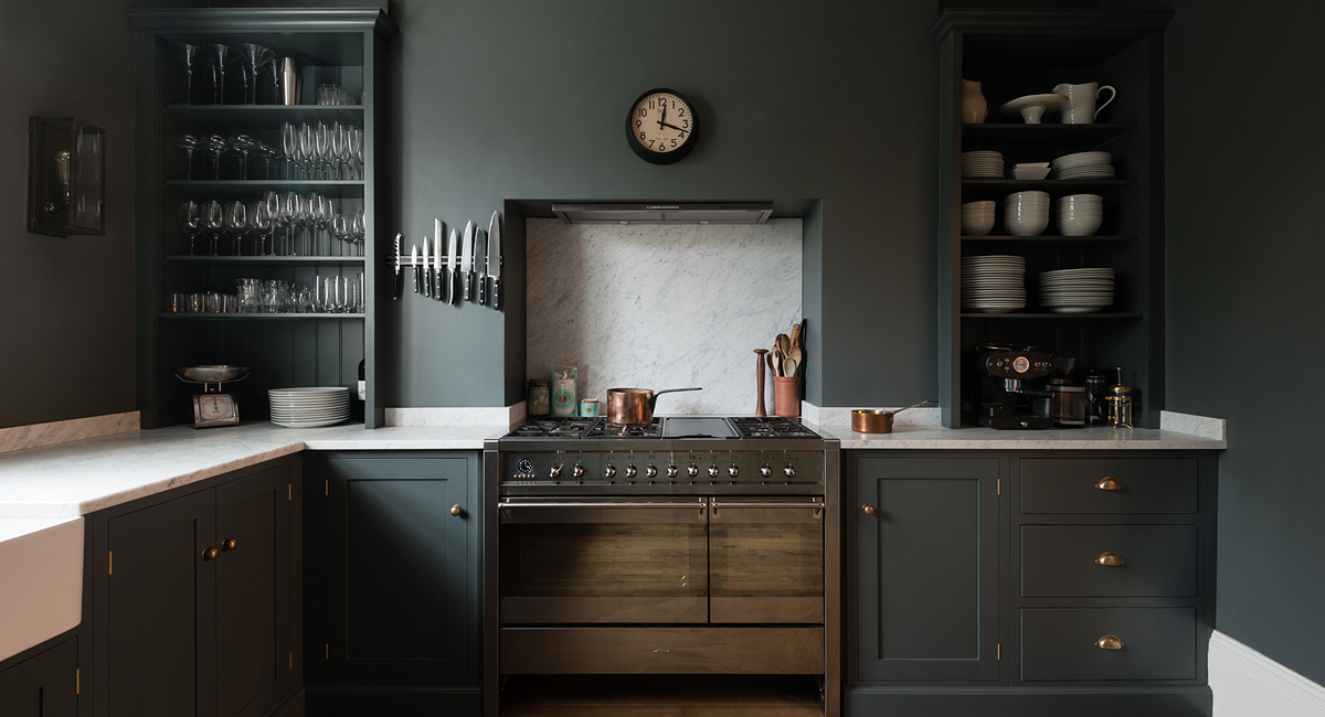 Bloomsbury WC1 Kitchen