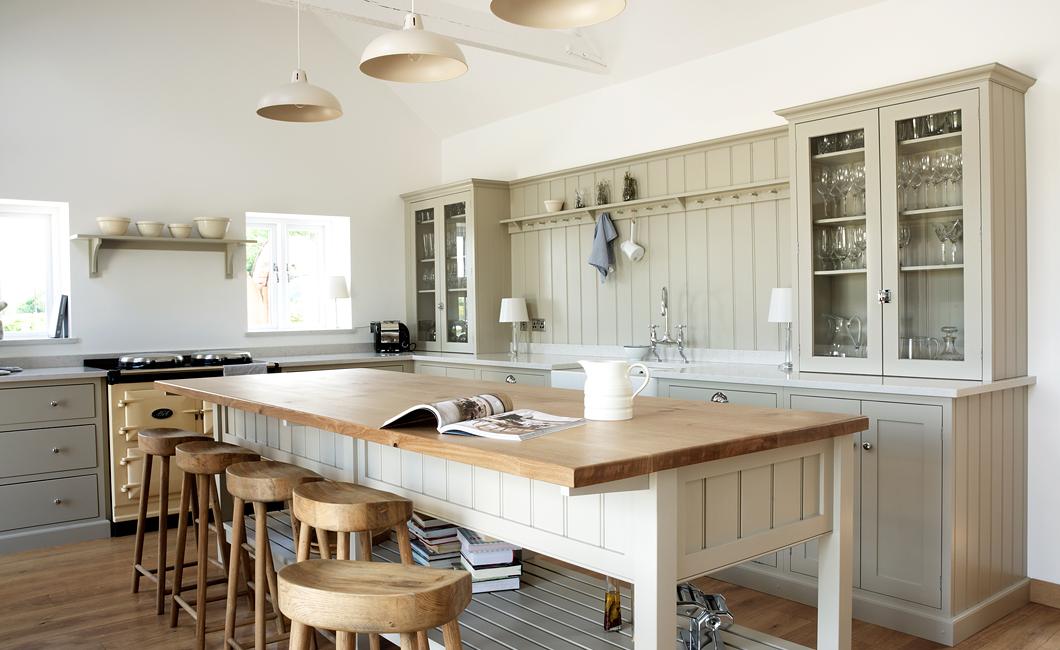Warwickshire Barn Kitchen