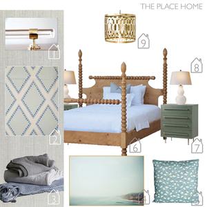 bedroom inspiration |7.30.2013