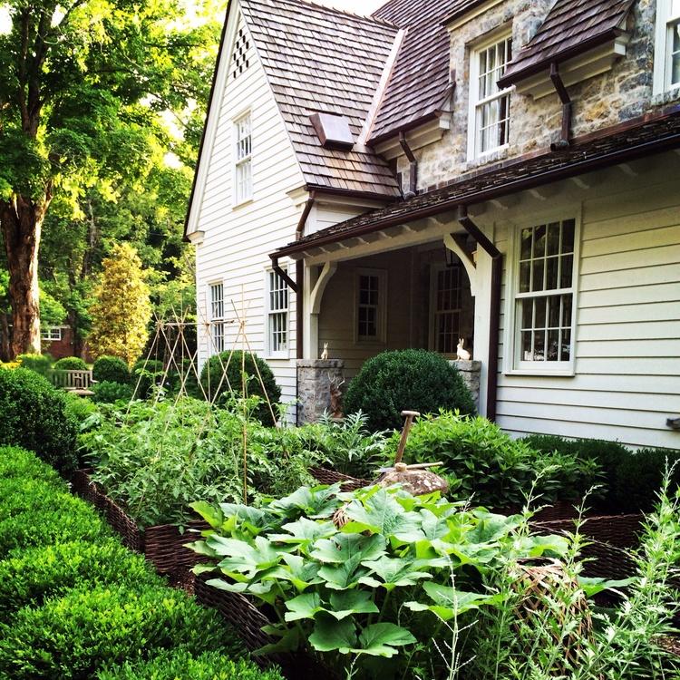 front yard garden inspiration | 3.18.2016