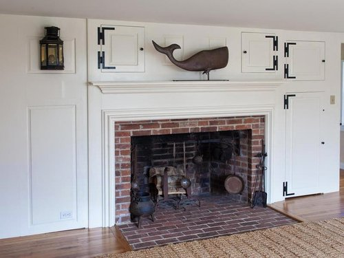 colonial fireplaces | 1.6.2016