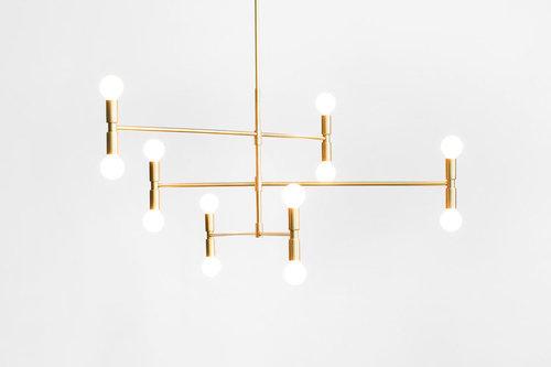 light for our living room | 1.15.2016
