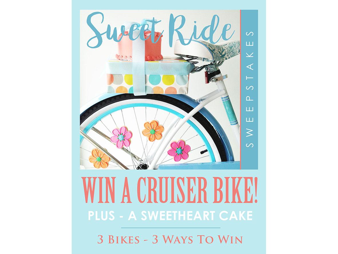 Bake Sale Toronto Sweet A Bike Fan Club Poster.jpg
