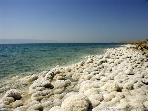 salt from evaporation
