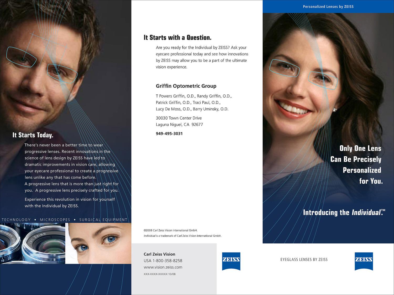 Zeiss digital brochure — Steve Leff