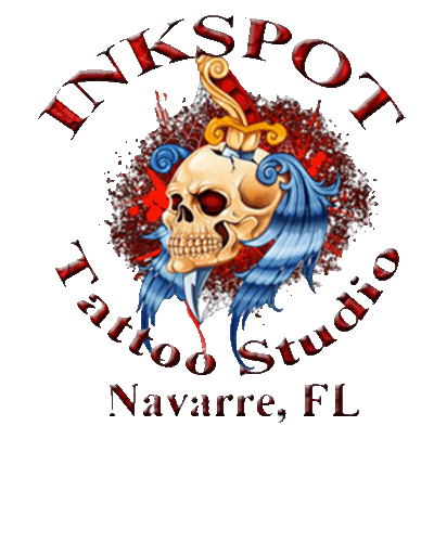 NKSPOT Tattoo Studio in Navarre, FL - one of my traveling destinations for sessions.