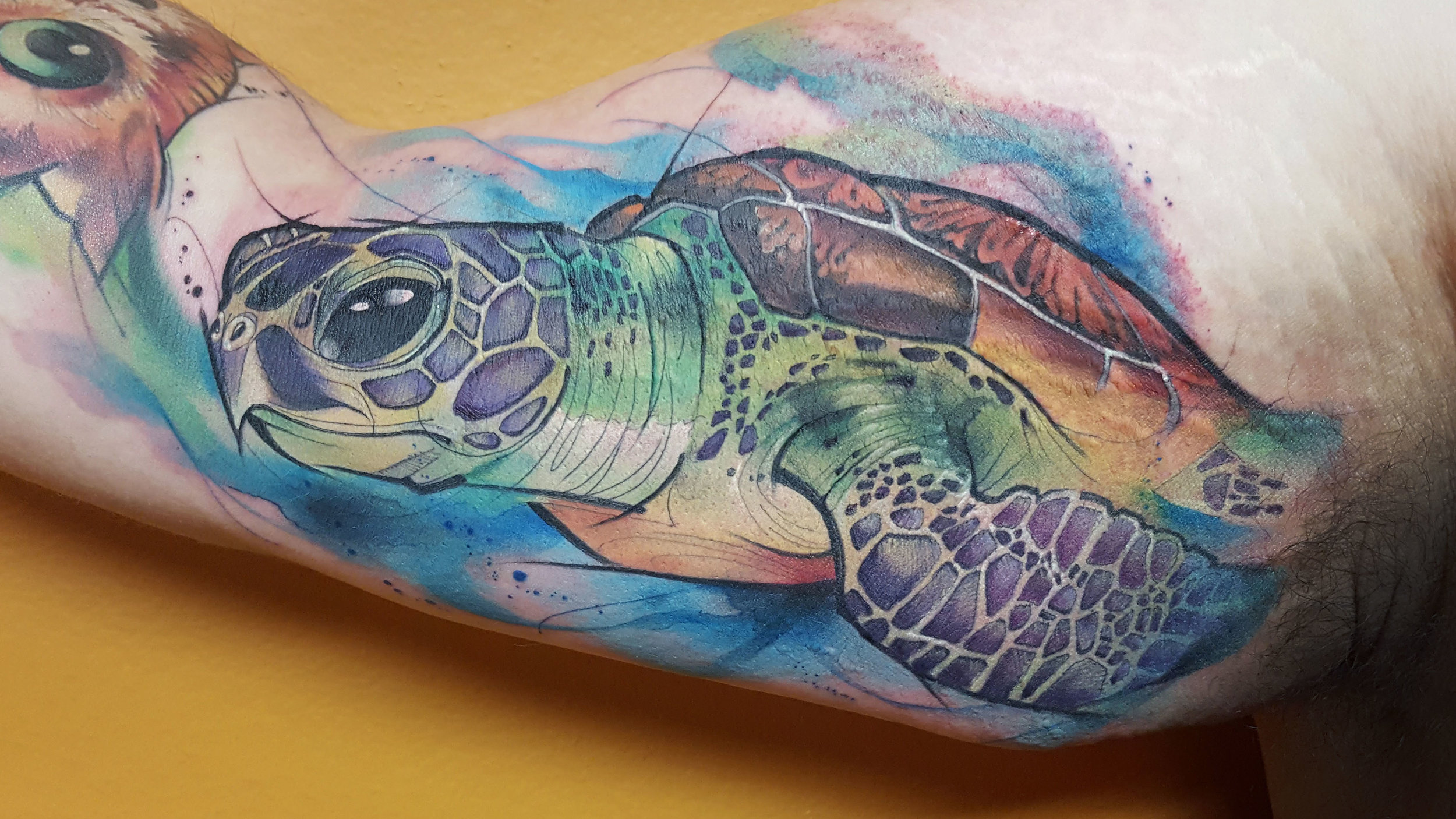 Watercolor Tattoo Sea Turtle.jpg