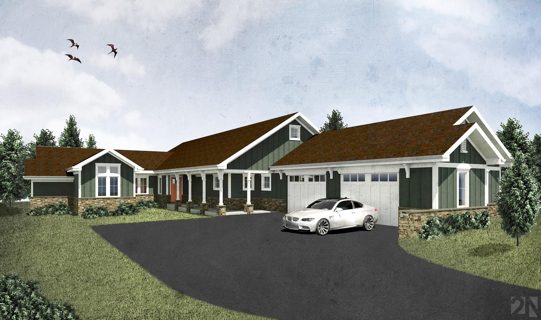 Augden Farm Residence