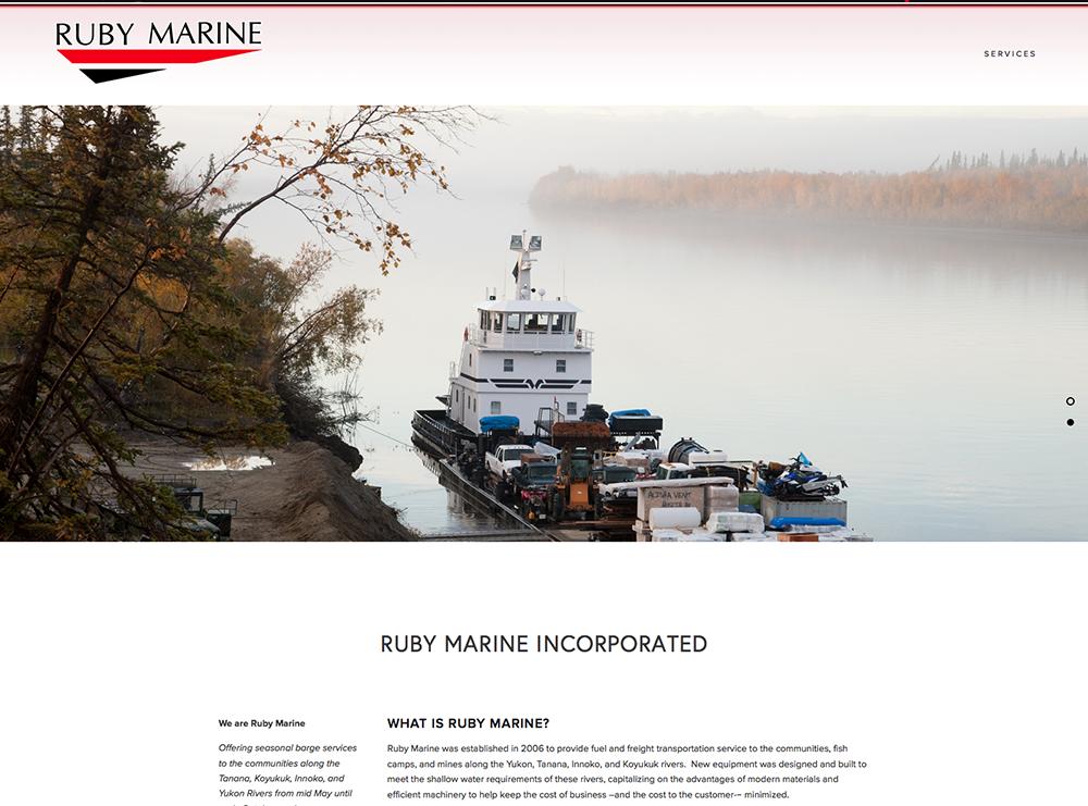 Ruby Marine