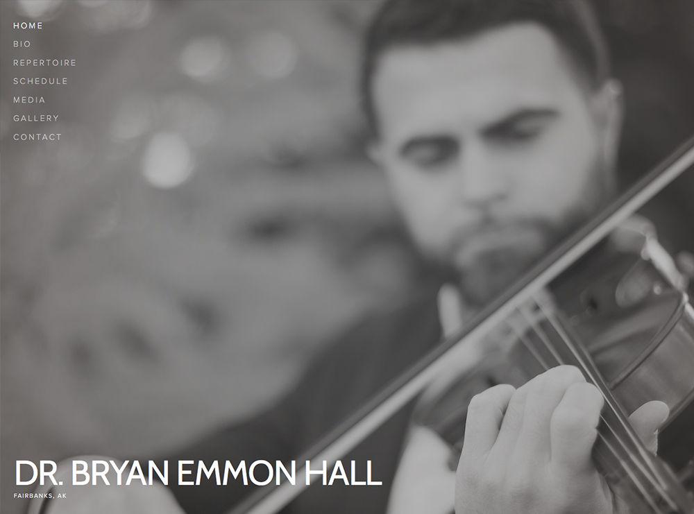 Dr. Bryan Emmon Hall