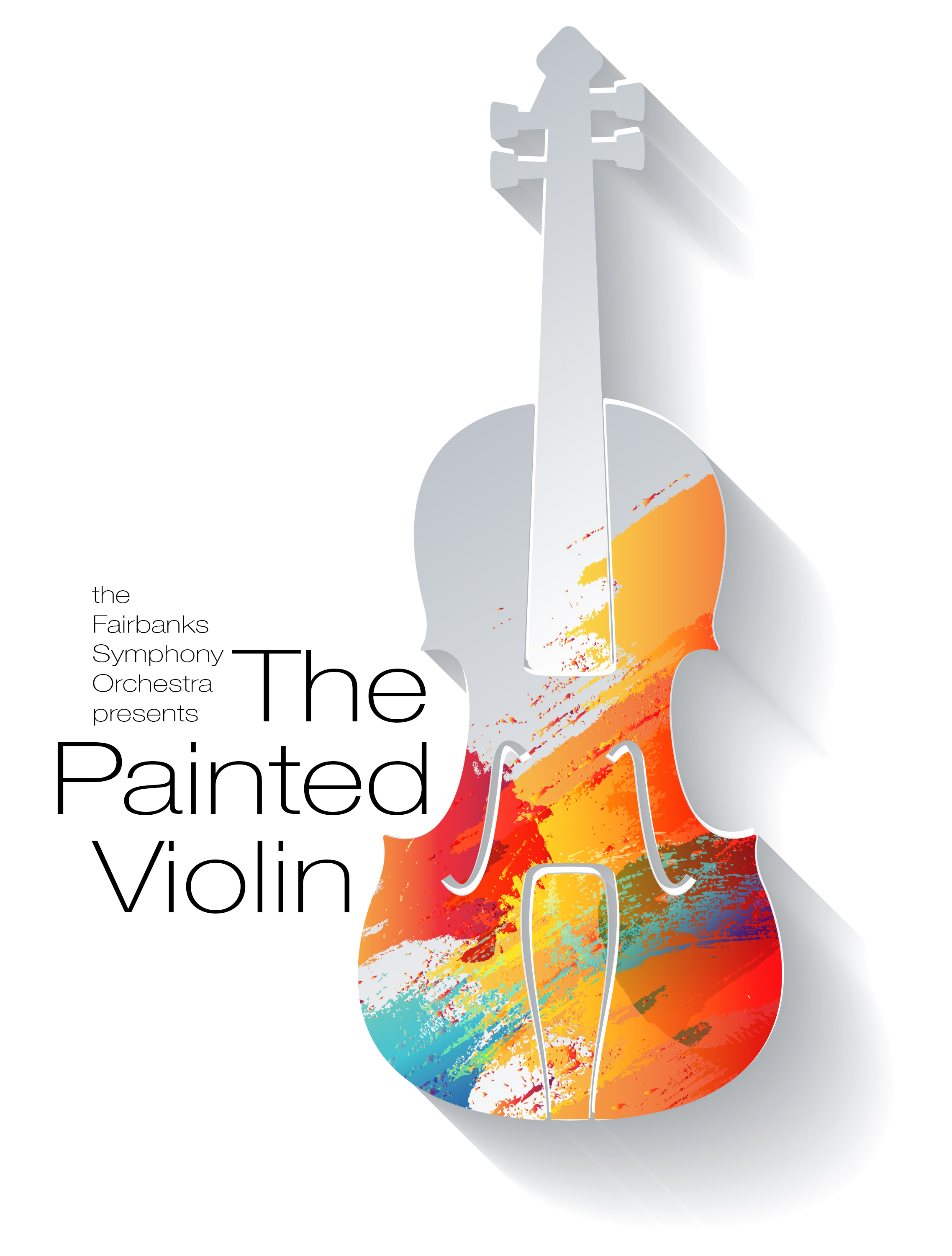 "Logo<a href=""#"">◉</a><strong>The Painted Violin - FSO</strong>"