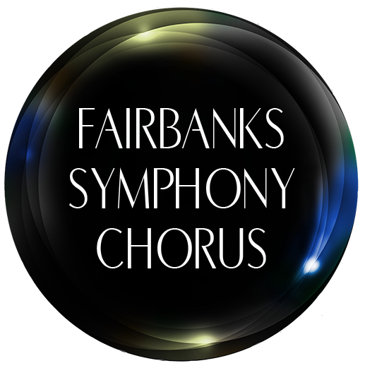 "Logo<a href=""#"">◉</a><strong>Fairbanks Symphony Chorus</strong>"