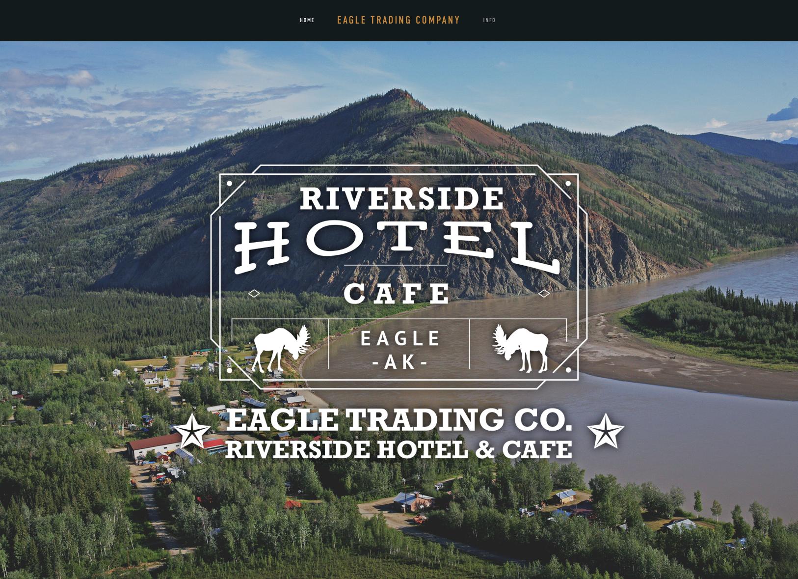 Eagle Trading Co. - Riverside Hotel & Cafe