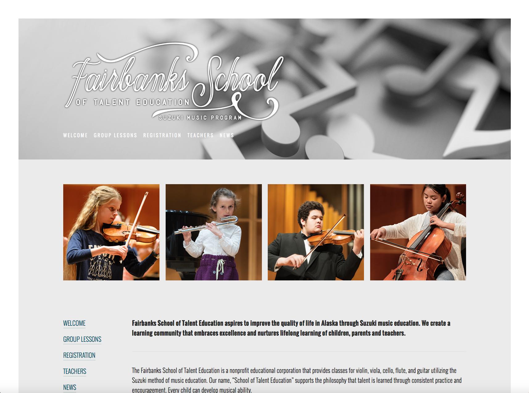Fairbanks School of Talent Education