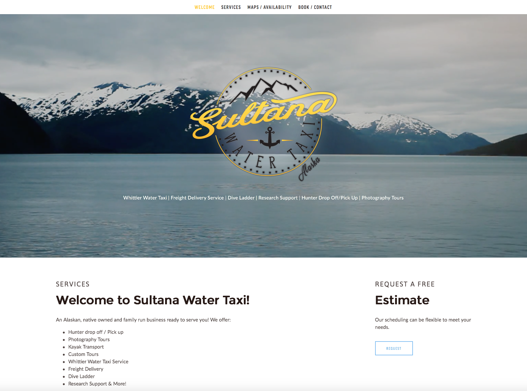 Sultana Water Taxi