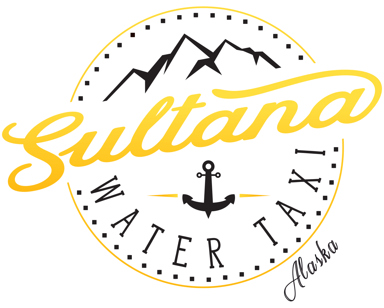 Sultana Water Taxi Logo