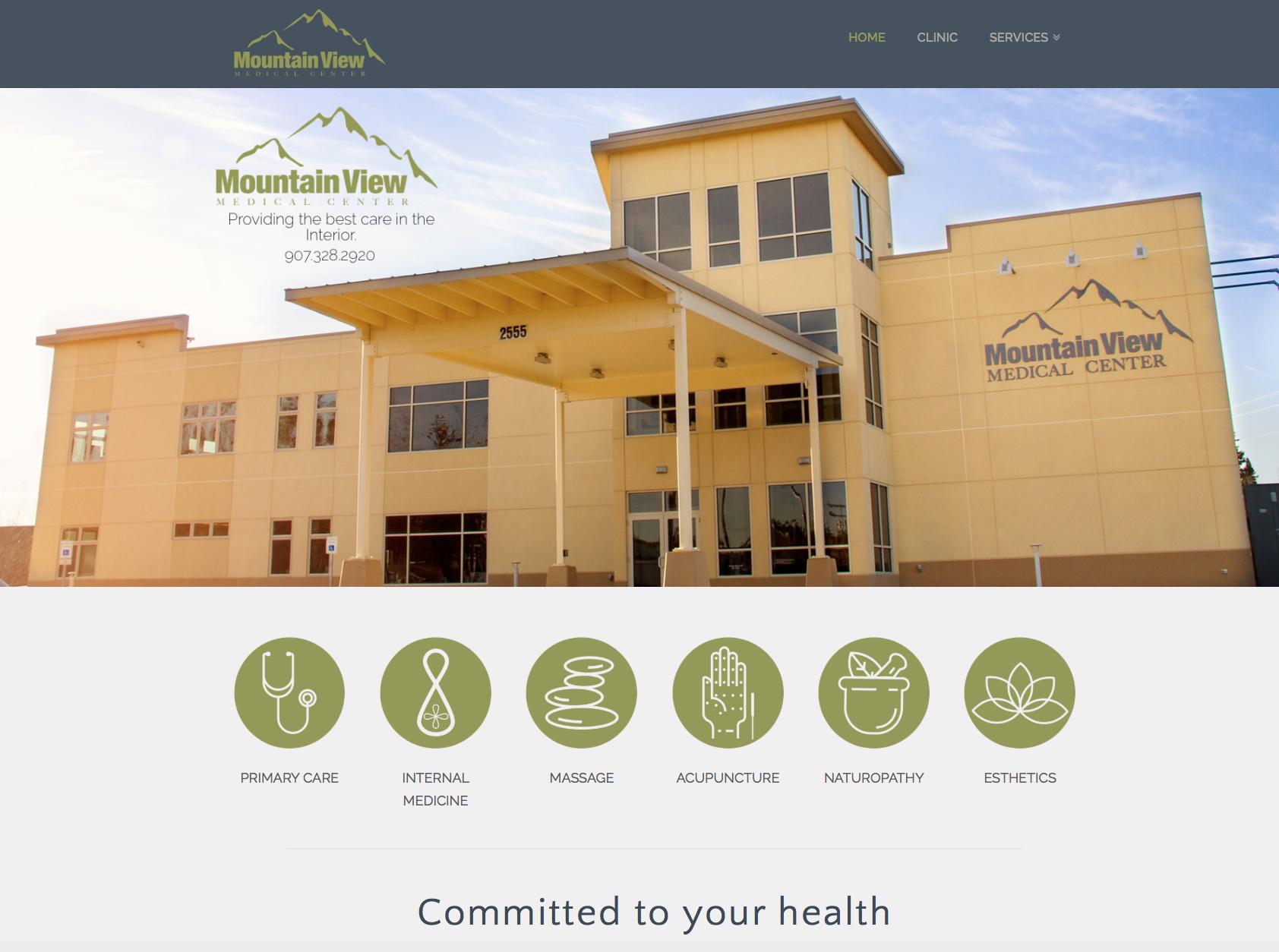 Mountain View Medical Center