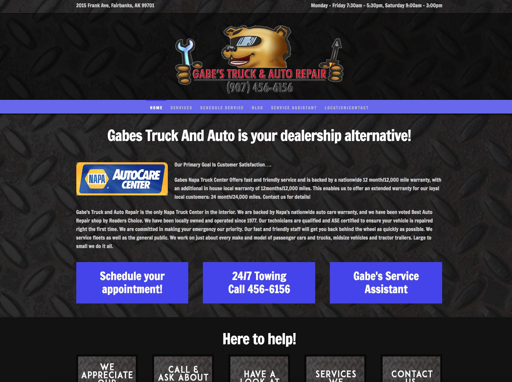 Gabe's Truck & Auto